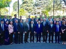Tập Đoàn Hoàng Quân Vinh Dự Tham Gia Trong Chuyến Thăm Chính Thức New Zealand Và Australia Của Thủ Tướng Chính Phủ Cùng Đoàn Đại Biểu Cấp Cao