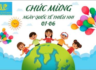 Tập Đoàn Hoàng Quân – Chúc Mừng Ngày Quốc Tế Thiếu Nhi 1/6