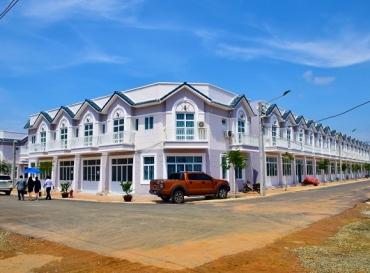 Tập đoàn Hoàng Quân khánh thành nhà ở xã hội Khu công nghiệp Hàm Kiệm 1