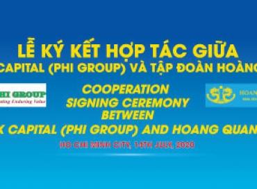 PHILUX Capital Advisors ký kết biên bản ghi nhớ hợp tác toàn diện  với Tập đoàn HOÀNG QUÂN, có trụ sở tại Việt Nam