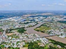 """Xuất hiện những """"điểm nóng"""" trên thị trường nhà đất khu Nam TPHCM"""