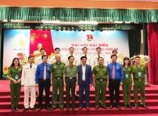 TS. Trương Anh Tuấn tham dự đại hội Đoàn TNCS Hồ Chí Minh Bộ Công An Lần thứ XXI, nhiệm kỳ 2017 - 2022