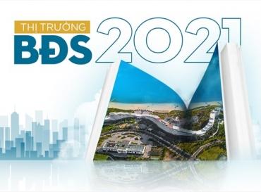 Thị trường bất động sản 2021: Nhiều lực đẩy khởi đầu vận hội mới