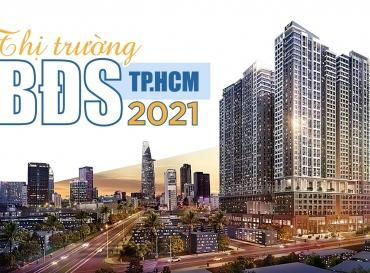 8 điểm tựa tạo ra sức bật cho thị trường bất động sản TP.HCM 2021