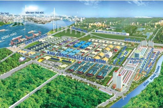 11ha KCN Bình Minh