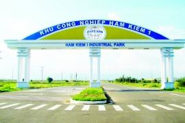Ham Kiem 1 Industrial Park (函检一工业区)