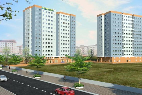 Social Housing - HQC Phu Tai