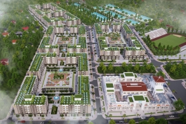 Social Housing - HQC Tan Huong