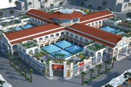 Trung tâm thương mại Long Hoa