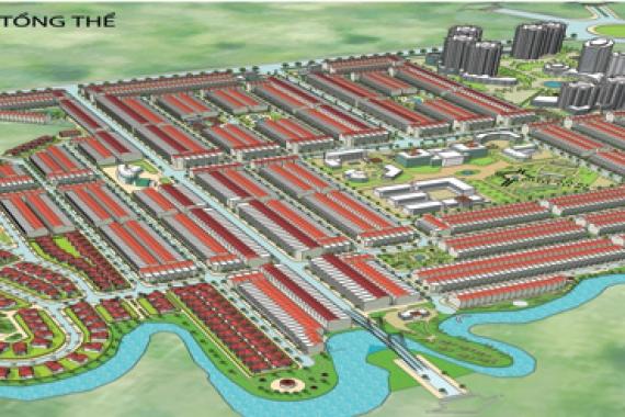 Dự án Khu dân cư – Tái định cư 57.4 ha