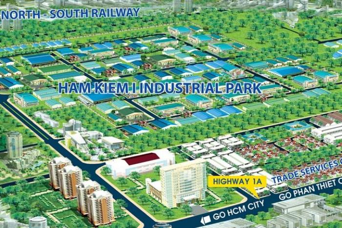 Khu công nghiệp Hàm Kiệm I