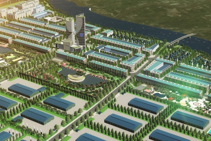 Khu dân cư Paradise City