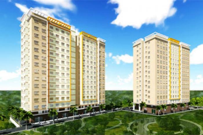 Nhà ở xã hội HQC Phú Tài
