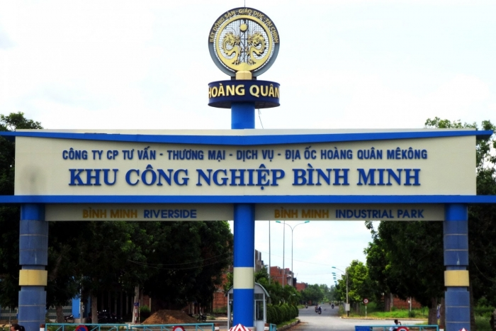 Khu công nghiệp Bình Minh