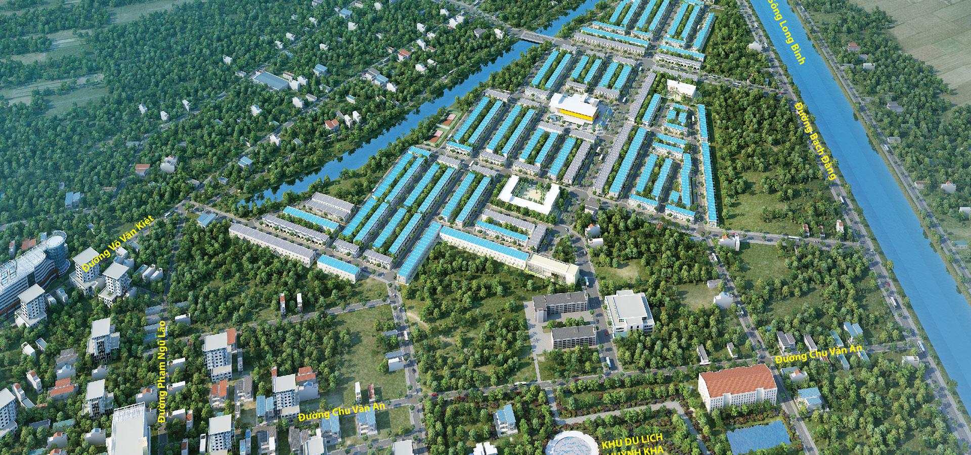 Khu đô thị mới Trà Vinh